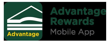 Advantage Rewards Mobile App