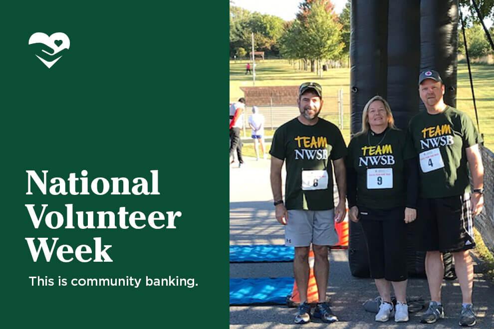 National Volunteer Week: This is community banking