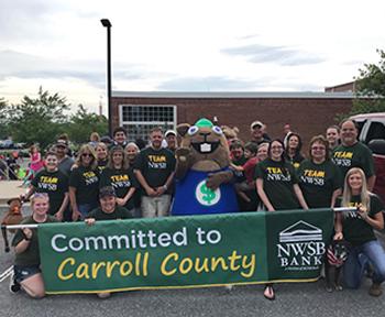 Team NWSB at Parade
