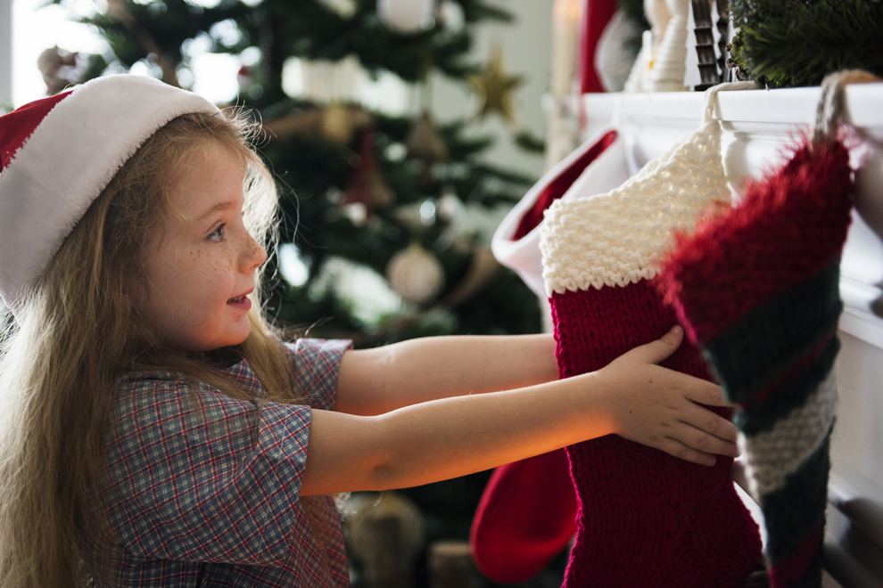 NWSB Bank Collects Holiday Stockings for Children